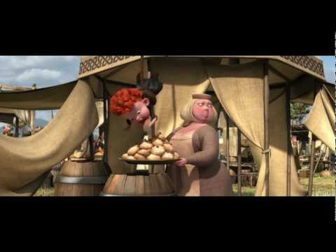 Brave - Exclusive Clip - Tart Thieves - Pixar Mp3