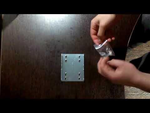 """Фрейм-перехідник Kingston для HDD/SSD з 3.5"""" на 2.5"""" (SNA-BR2/35)"""