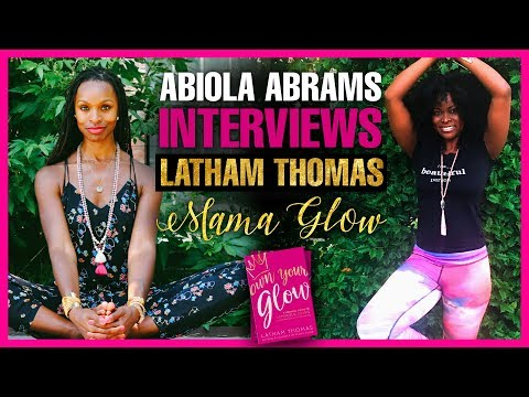 How to Love Yourself More & Own Your Power! Self-Love with Latham Thomas
