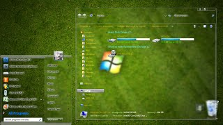 How to make windows 7 Transparent [Theme] [Geek]