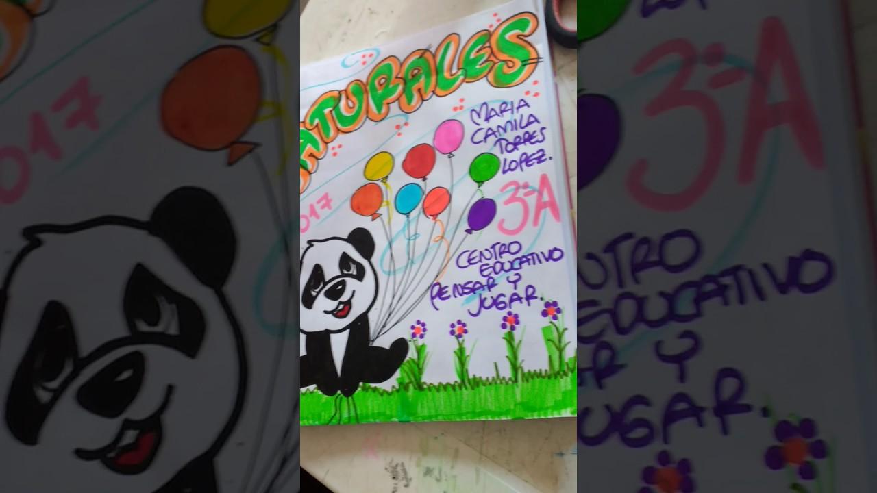 Más ideas de cómo marcar cuadernos muy lindos Para niñas