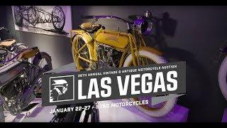 1914 Flying Merkel // MC Collection of Stockholm // Mecum Las Vegas Motorcycles