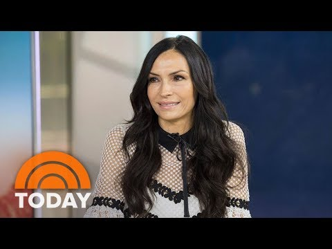 Famke Janssen Talks 'Once Upon A Time In Venice' And Her Old Dog  TODAY