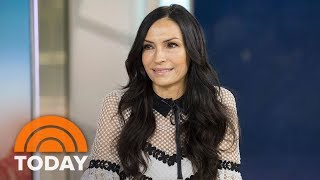 Famke Janssen Talks 'Once Upon A Time In Venice' And Her Old Dog | TODAY
