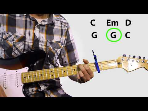 Maroon 5 - What Lovers Do- CHORDS and Guitar Lesson