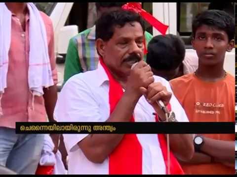 Chengannur MLA KK Ramachandran Nair Passes Away
