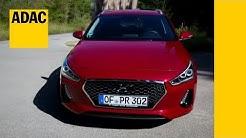 Autotest Hyundai i30 Kombi I ADAC 2017