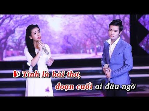 [Karaoke - Beat Gốc] Đường Tím Ngày Xưa - Thiên Quang ft Quỳnh Trang