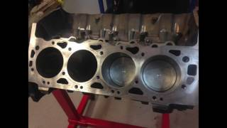 Blower Chevy Engine Renovation - PersSpeedshop
