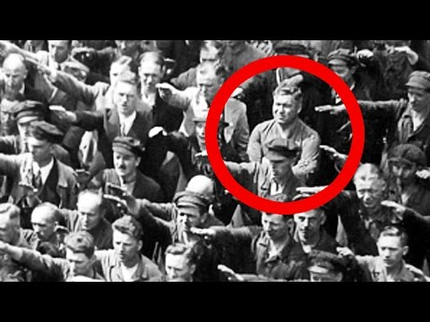 What Happened to The Man Who Refused to Salute Hitler?