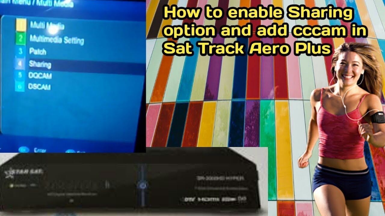 How to enable protocol option and cline in china dish receivers||Sat track  aero plus||Urdu/Hindi