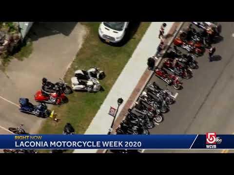 Laconia Christmas Parade 2020 Laconia Motorcycle Week History   YouTube