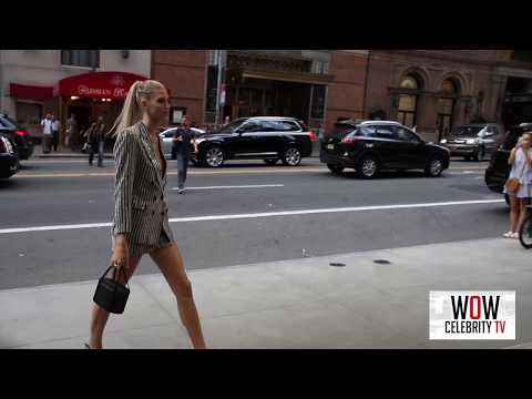Devon Windsor spotted at Fashion Awards in Nyc for Fashion Week