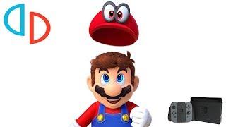 Super Mario Odyssey - YUZU TEST 3
