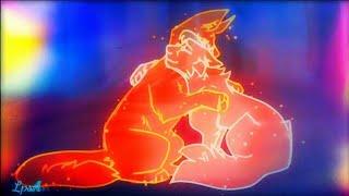Коты Воители - Принцесса - Огнезвезд и Песчаная Буря