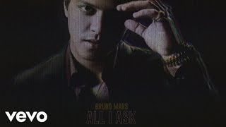 bruno mars   all i ask official audio
