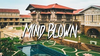 LAVISH Historical LUXURY RESORT in the Philippines - Las Casas Filipinas de Acuzar Part 1