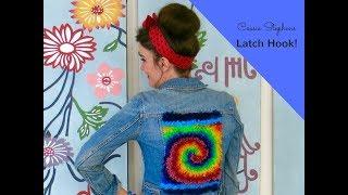 Latch Hook Kits Video