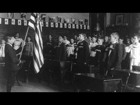 Pledging Allegiance to the Denial of the Racist History of America