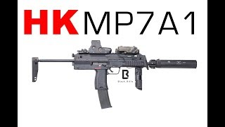 Heckler & Koch MP7A1 Submachine Review