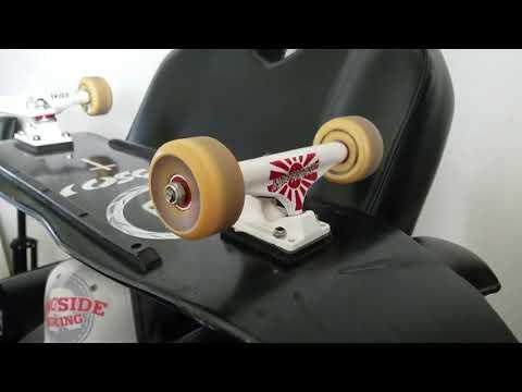 REDZ Bearings Spin 1min. 43sec. Review