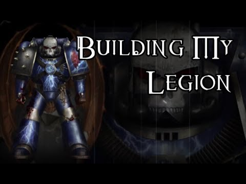 Building My Legion: Part 2 - Night Lords Terror Squad