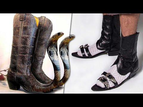 Los zapatos más raros y enfermos del mundo