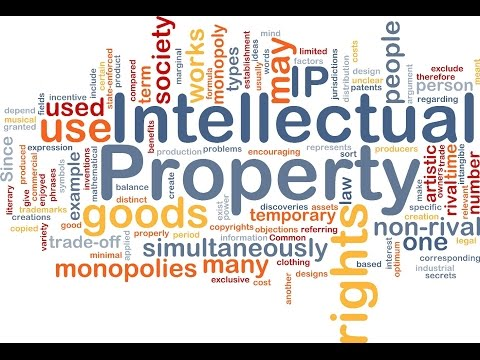 Legal English VV 49 - Intellectual Property Law (1) | Business English Vocabulary