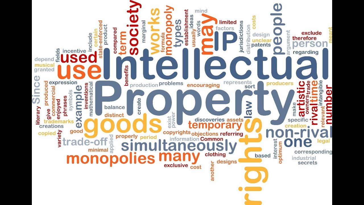 Legal English VV 49 - Intellectual Property Law (1) | Business English Vocabulary - YouTube