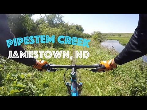 Pipestem Creek - Jamestown, ND   August 2016
