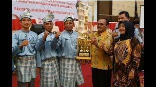 Lomba Keluarga Sadar Hukum (KADARKUM) Tingkat Provinsi Riau Tahun 2019