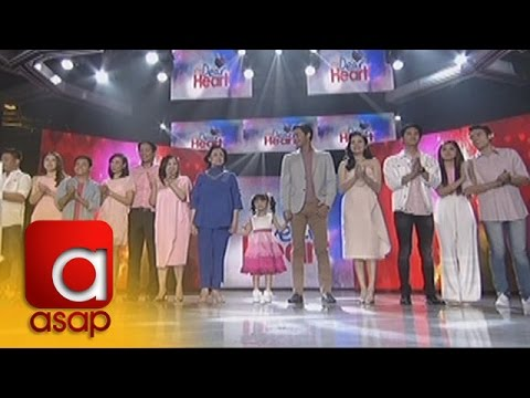 ASAP: My Dear Heart's grand launch on ASAP