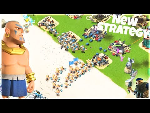 This is the WORST Boom Beach Strategy EVER!!