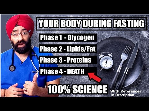 what-happens-when-you-fast-|-intermittent-fasting-physiology-(hindi)-dr.education-|-100%-science