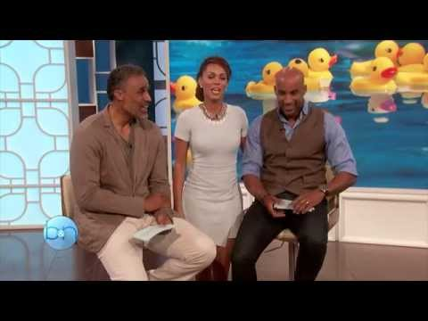 The Boris and Nicole Show clip featuring Rick Fox