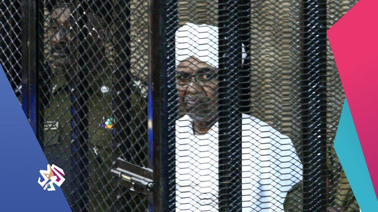 قناة العربي:العربي اليوم│السودان .. البشير خلف القضبان