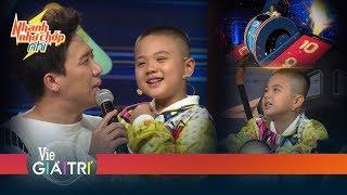 Thần đồng 7 tuổi khiến Trấn Thành dở khóc dở cười mà thương hết sức | #24 NHANH NHƯ CHỚP NHÍ - Mùa 2