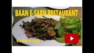 Baan E-Sarn Restaurant Soi 8 Sukhumvit Bangkok