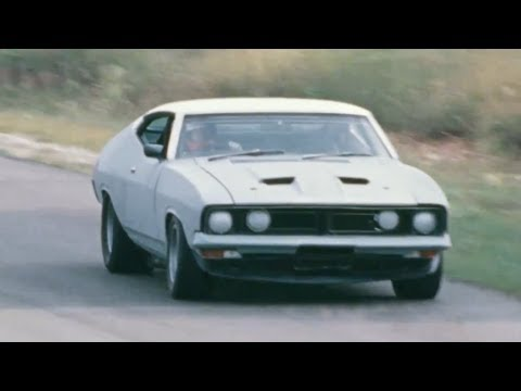Allan Moffat In America - An Unearthed Gem: Ep 4 - Series 3 - Shannons Legends of Motorsport