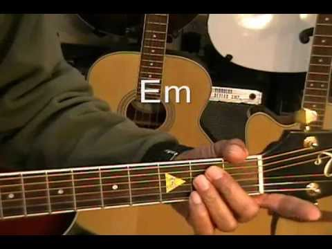 How To Play ROCK ME One Direction On Guitar EZ Chords Lesson ...
