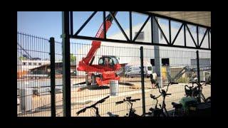 😎 Baustelle Europa Park Update Rückseite 29.06.2020 Chantier Europa Park Update