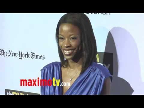 "Karimah Westbrook at ""The Rum Diary"" Premiere Arrivals"