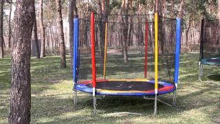 Батуты Free Jump  Описание  Видео обзор