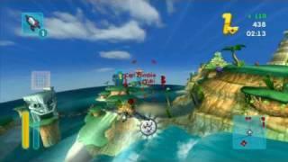 Xbox 360 - MySims Skyheroes (combat)