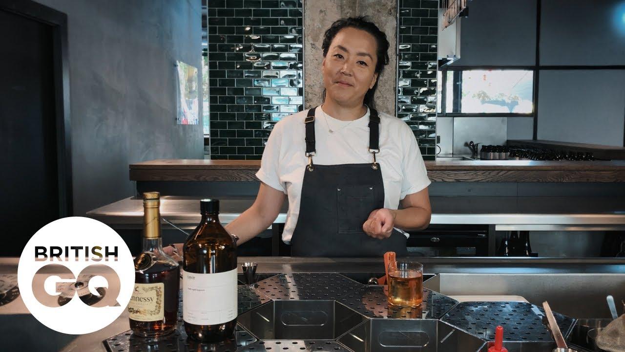 GQ's Food & Drink Masterclass: Monica Berg's Northern Old Fashioned | British GQ