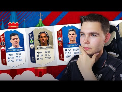 LEWY & CR7: Duet Marzeń! | FIFA World Cup 2018 DRAFT