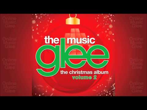 Blue Christmas - Glee [HD Full Studio]