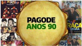 PAGODE ANOS 90 - PAGODE DAS ANTIGAS - PARA MATAR A SAUDADE