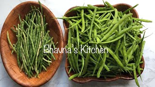 Live from Bhavna's Kitchen- My garden vegetables