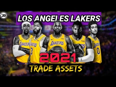 Lakers Trade Assets   You Won't Believe This LAKERS Offseason Moves